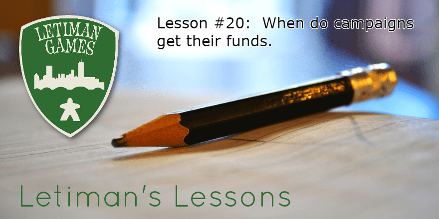 Lesson #20 - Percent Funding for First 2 days, Middle, and Final 3 days of a Campaign